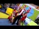 УтроOnline - Шоу-балет «Карамель» (Снегурочки с Дедом Морозом)