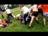 Hooligans Fight - Torpedo Moscow vs Dinamo Kyiv