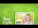 Photos On Grass - VideoHive (After Effects)