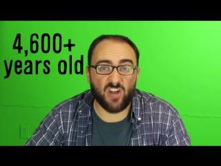 VSauce. Насколько старыми мы можем стать?