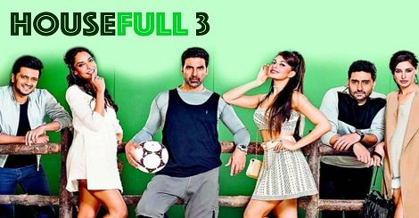 Housefull 3 Torrent