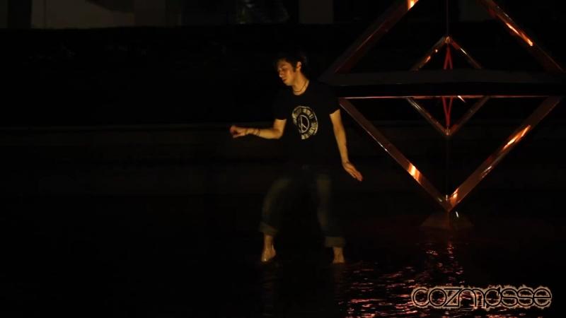 夜の噴水 初音ミクAppend・ATOLS 01 マッシュルーム sm23333023