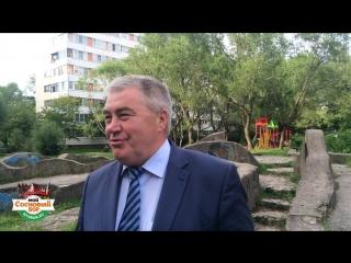 Интервью Дмитрия Пуляевского о проекте «Стоп Вандал»