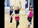 Восточные танцы для детей. Танец живота. Школа №1 В Пушкино смотреть в hd