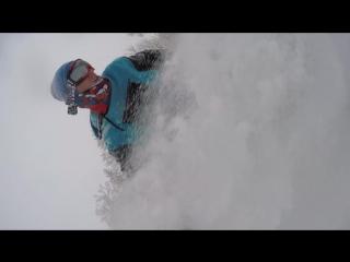 Sasha_Xtravel - открытие сноуборд сезона 2015-16