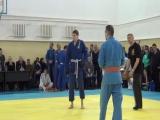Петровский Евгений - Акунц Микаэль, категория до 80 кг.