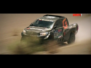 Ралли Дакар / Rally Dakar 2016. Двенадцатый / 12-й этап / обзор от Матч ТВ
