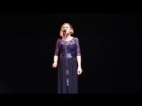 Озерова Валерия. Испанская народная песня