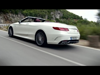 ♛ m o n a r c h ♛ - mercedes benz tv the new s class cabriolet