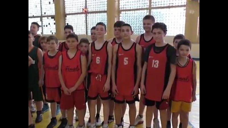Молоді баскетболісти Львівщини та Волині змагалися у Червонограді