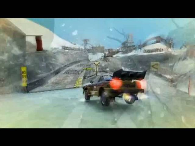 MotorStorm Intro