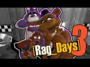 Rag Days 3 Ванильная тварь five nights at freddy's GMod rag days