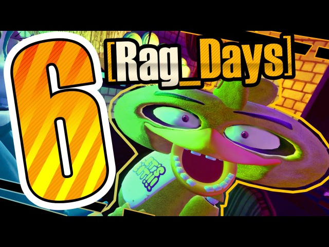 [16][Rag_Days] 6 Вылечился (five nights at freddy's GMod rag days)