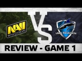 Match review: Na`Vi vs Vega Squadron - Game 1 @ DreamLeague Season 5