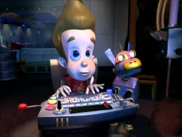 Jimmy Neutron Theme song