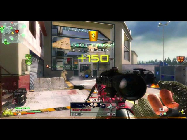 Best Of IReapZz MW2 Montage