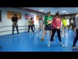 Dancehall intensive vol.2 RIA's Choreo  Vibez Kartel - Real Badman fast