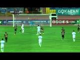 Футбол. РФПЛ 2015/2016. 6-й тур. Рубин - Зенит 1:2 78 ХАЛК.