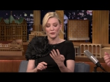 Cate Blanchett Gets to Know Jimmy by Sharing a Mint