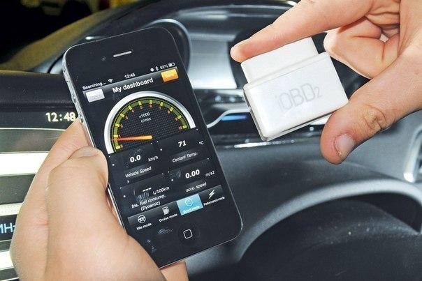 android приложения для автомобиля