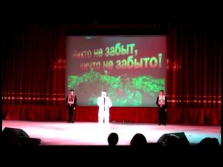 репортаж об участии МИхаила Ловягина в концерте 9 мая БКЗ музея ВОВ на Поклонной горе 2016 года