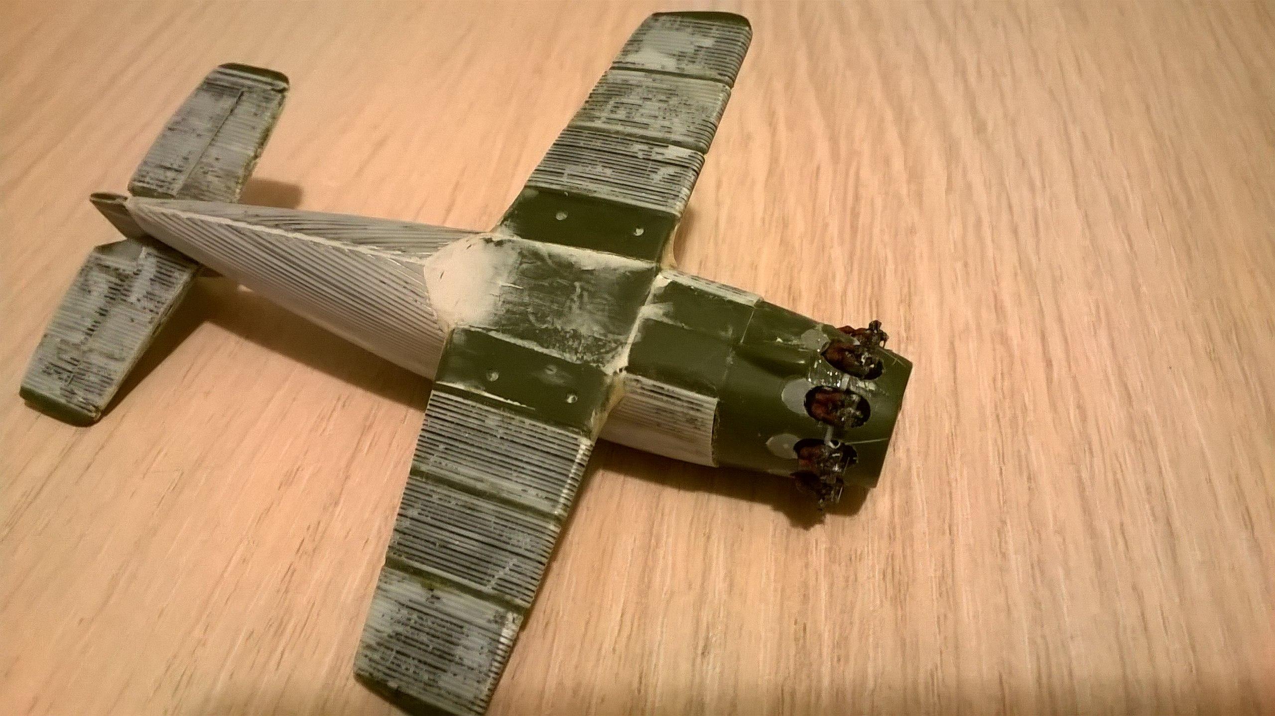 И-4 1/72 (Звезда) 5NFAezIS6rg
