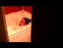 Муж снял жену в ванне - скрытой камерой