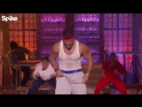 ● Tim Tebow as Rocky Balboa performs Survivors Eye of the Tiger  ~ Lip Sync Battle ●