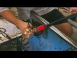 Как делают Муранское стекло
