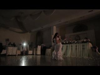 Восточный танец  -  Снежная королева