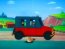 Мультфильм Морячок Папай.Такси Тарви