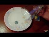 Как достать монету из воды - фокус