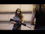 [За кадром] «Терминатор: Генезис \ Terminator: Genisys» 2015 — Тренировки Эмилии Кларк