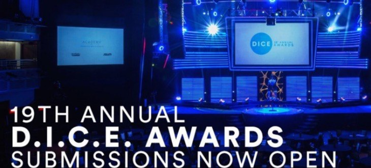 DICE Awards: игра года