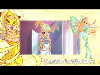 Winx Club - 6x25 - Daphne's dress (Trussian)