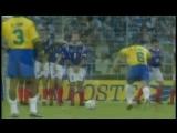 Роберто Карлос | Гол Франции со штрафного | 1997