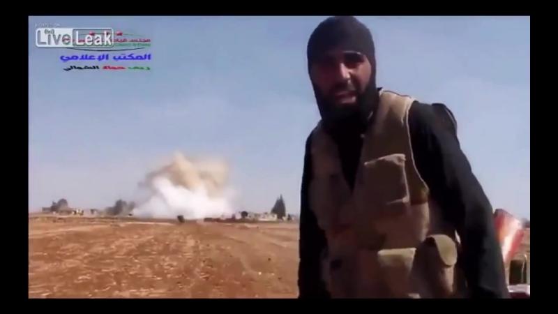 Террорист ИГИЛа читает рэп. Часть 2.