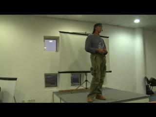Голтис о голодании и смирении (27.04.2012 Киев).