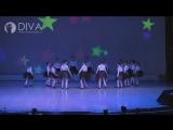 Детские современные танцы 9-12 лет от DIVA Studio, хореограф Александра Захарова