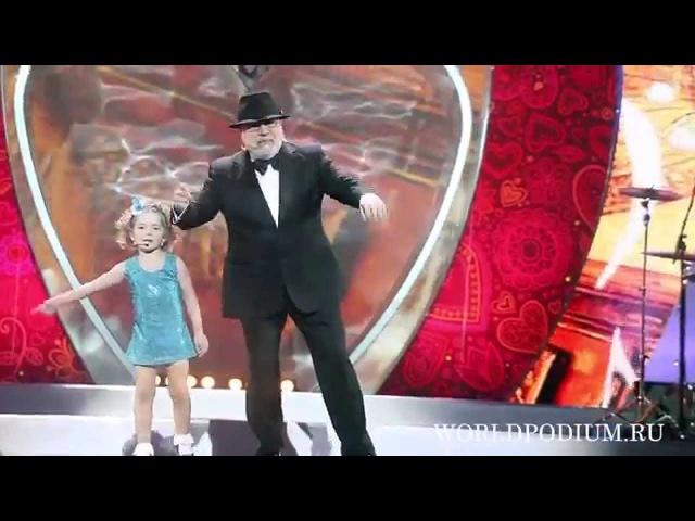 Алиса Голомысова и Матвей Аничкин- выступление в Кремле