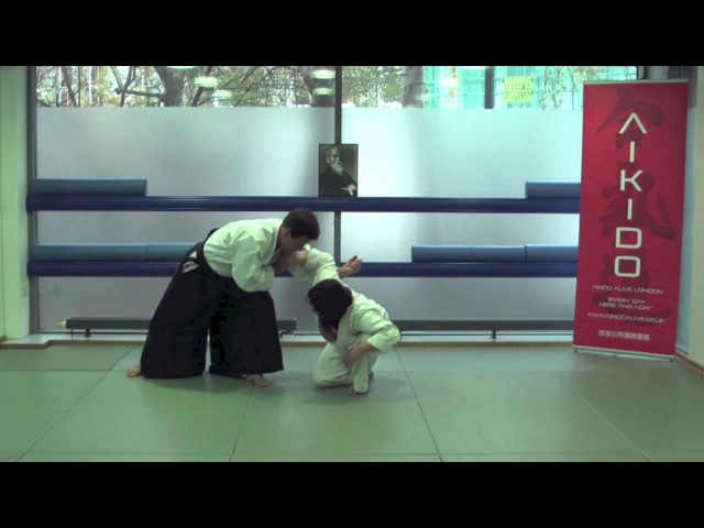 4th Kyu Aikido Syllabus