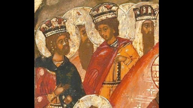 о.Олег Стеняев: Гражданская война с Израилем, вторая Книга Царств, гл.2