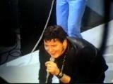 Gene Vincent singing Be Bop a Lula live on British TV Show in1969 .