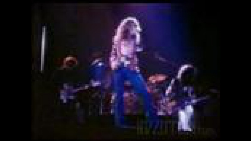 Led Zeppelin - Over the Hills and Far Away - RARE FILM - (L.A. 3/25/75)