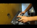 Ремонт корпуса ноутбука реставрация лопнутой части и ремонт петель