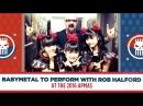 APMAs 2016: BABYMETAL will perform with JUDAS PRIEST vocalist ROB HALFORD!