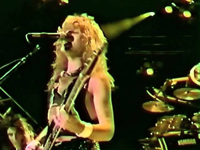 Whitesnake-Fool For Your Loving-Live At Donington 1990