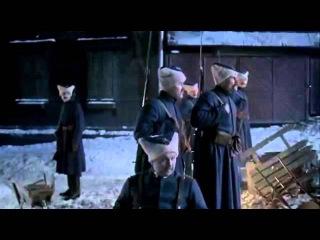 'Белая Гвардия' Сцена 'Петлюровцы и фонари'