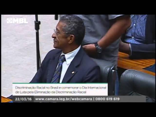 Holiday mita em comissão sobre discriminação racial na Câmara