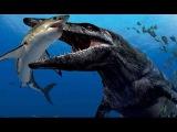Морские динозавры 3D Путешествие в доисторический мир. Документальные фильмы